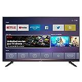 SMART TECH TV LED 4K UHD Netflix/Youtube 43' 109cm, T2/S2/C, Dolby Audio, SMT43F30UV2M1B1