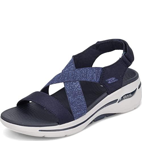 Skechers Womens Go Walk Arch Fit Astonish Summer Sandals