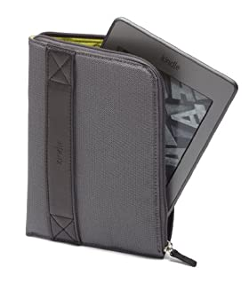 Amazon Kindle Zip Sleeve, Graphite (fits Kindle Paperwhite, Kindle, and Kindle Touch) (B004SD26Z2) | Amazon price tracker / tracking, Amazon price history charts, Amazon price watches, Amazon price drop alerts