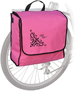 Inertia Designs Satchel Pannier - Pink, (Single Side)