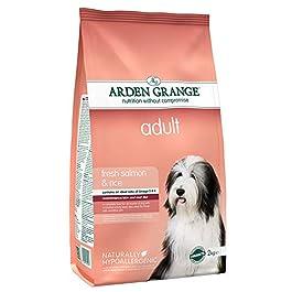Arden Grange Adult Salmon and Rice Dog Food