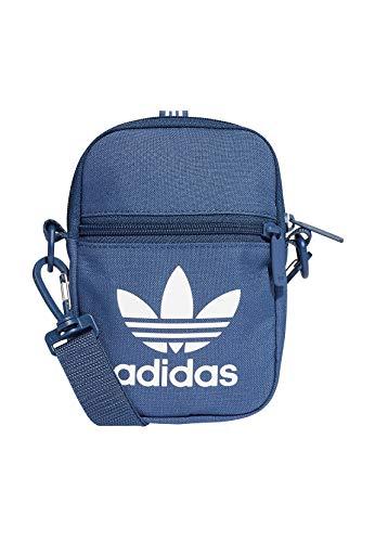 Adidas - Bandolera Unisex, Azul