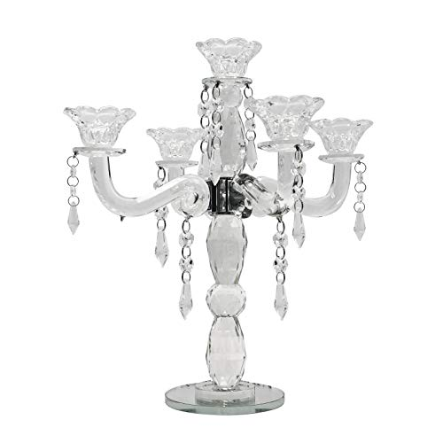 silver candelabras for weddings