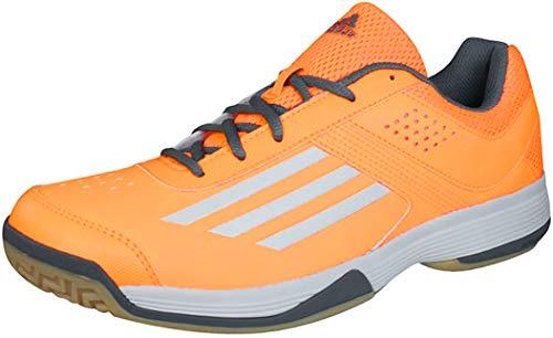 adidas Badmintonschuhe Quickforce 3 Frauen Lila Größe 48