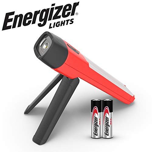 Energizer Multi-Function LED Flashlight, IPX4 Water Resistant, Super Bright - Spotlight, Lantern, and Flashlight Modes - Batteries Included