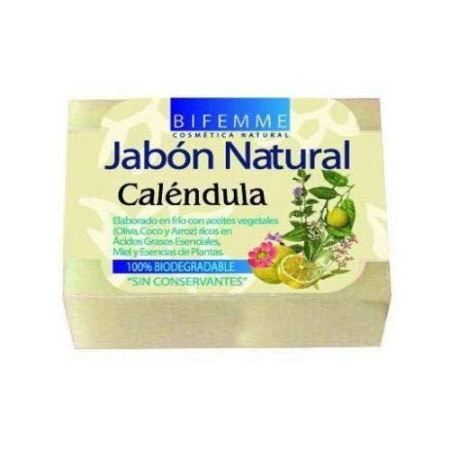 Bifemme Jabón caléndula - 100 gr