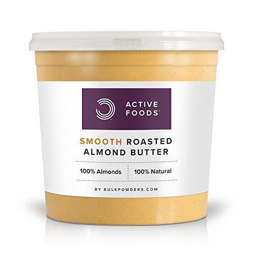 Bulk Beurre d'amandes Grillées, Nature, 1 kg, l'Emballage Peut Varier