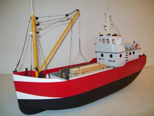 Soclaine–CB42–Modellbau–Boot–Das Küstenmotorschiff