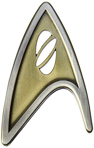 Quantum Mechanix STR-0095 Star_Trek Spielzeug, Grau, One Size