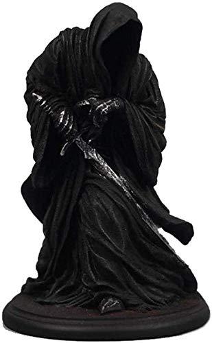WYXMJ Estatua Decorativos Coleccionables Personaje Estatua Modelo decoración Manualidades Escultura hogar decoración de Escritorio...