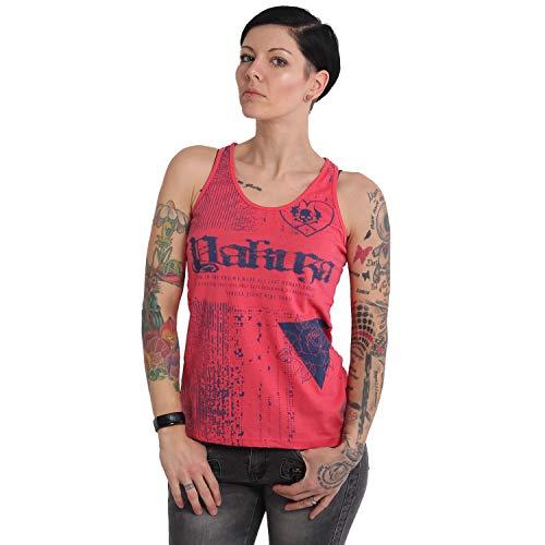 Yakuza Damen Disco Tank Shirt