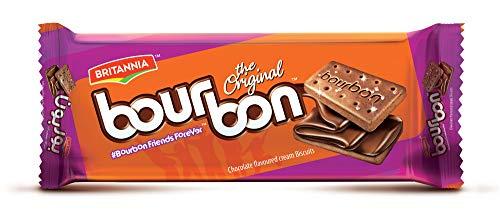 バーボンビスケット-100gm Bourbon biscuit cookie クッキーチョコレート味のクリーム サルタージ SARTAJ JAPAN…