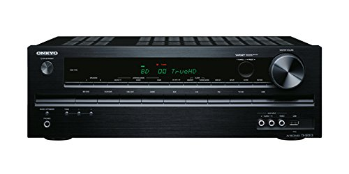 Onkyo TX-SR313 5.1- Channel Home Theater A/V Receiver (Discontinued by