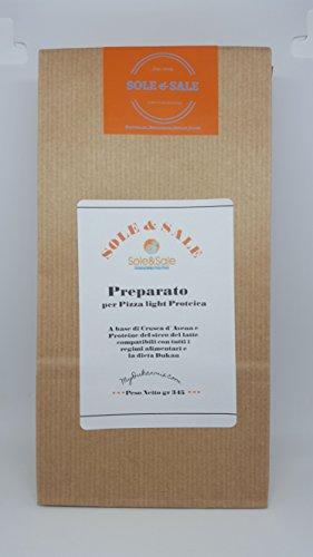 Preparato per Pizza light proteica
