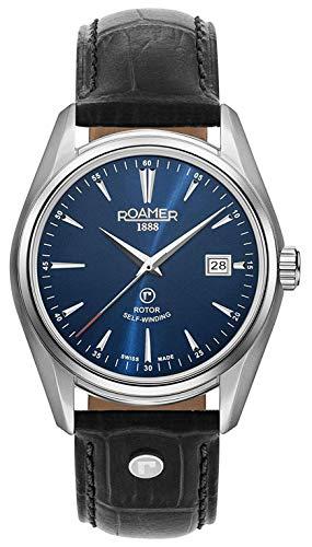 Roamer Searock Classic 210633 41 45 02 - Reloj de pulsera automático