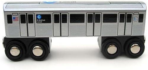 Web oficial NYC Subway Car Car Car C by Munipals  Tienda de moda y compras online.