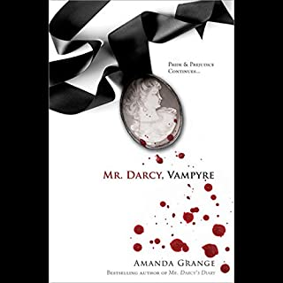 Mr. Darcy, Vampyre cover art