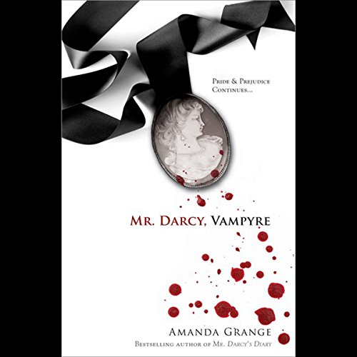 Mr. Darcy, Vampyre  audiobook cover art