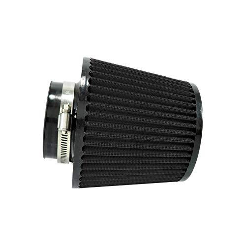 Universal Sportluftfilter 165mm/76mm Schwarz