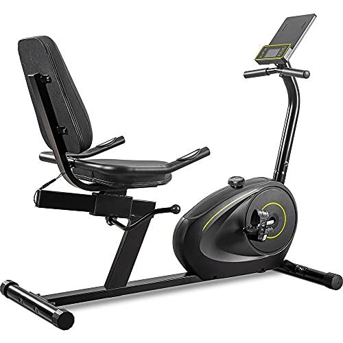 CUN Ausgestattet Mit Bequemen Kissen, Tablet-Halter Und LCD-Monitoren, Spinning-Bikes, Heimtrainern, Indoor-Heimtrainern, Fitnessgeräten