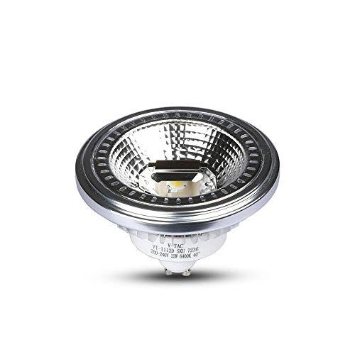 V-TAC LED Bulb, GU10, 1-er Pack