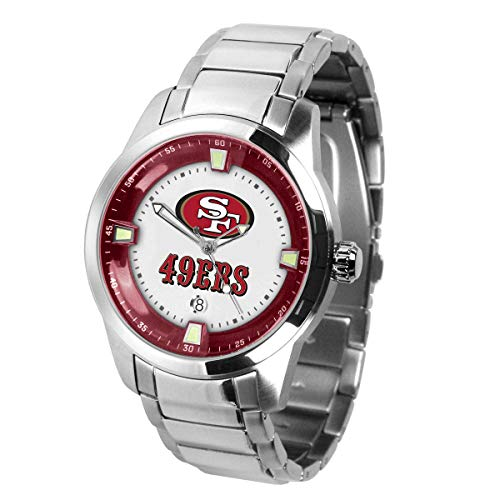 Game Time San Francisco 49ers NFL Titan Series - Men's Watch