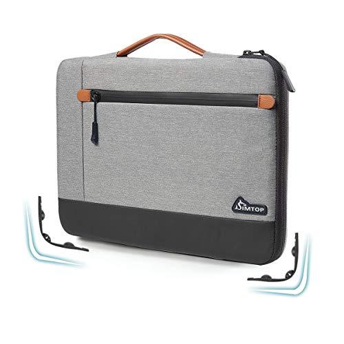 SIMTOP 15,6-Zoll-Universal-Schutzhülle für Laptoptaschen, Ultrabook-Notebook-Tragetasche Handtasche für MacBook Pro 16