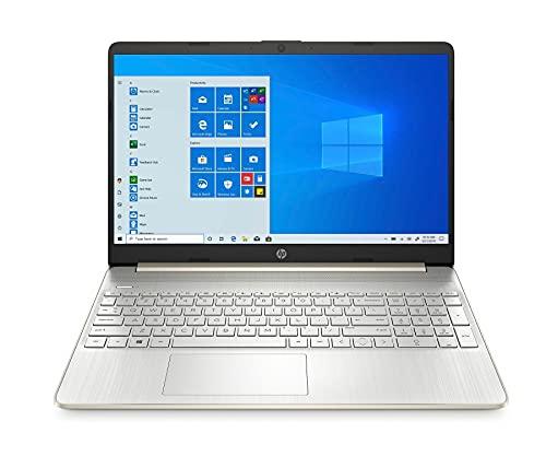 HP 15s-fq2118ns Portátil 39,6 cm (15.6') HD Intel Core i3 de 11ma Generación 8 GB DDR4-SDRAM 512 GB SSD Wi-Fi 5 (802.11ac) Windows 10 Home Plata