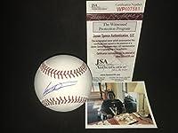 Vladimir Guerrero Jr Toronto Blue Jays Autographed Signed Official Major League Baseball JSA WITNESS COA