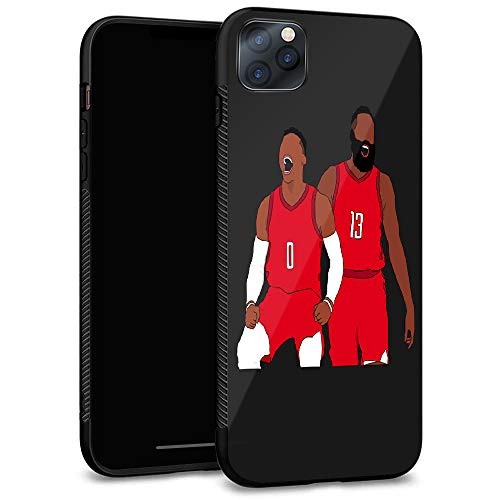 iPhone 11 Pro Case,Basketball-430 Pattern Tempered Glass iPhone 11 Pro Cases for Girls Men Boy [Anti-Scratch] Fashion Pattern Design Cover Case for iPhone 11 Pro(5.8inch)