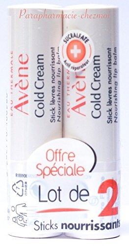 Avene Cold creme stick levres duo