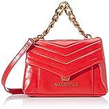 Valentino by Mario - Grifone, Bolsos bandolera Mujer, Rojo (Rosso), 10x16x23 cm (B x H T)