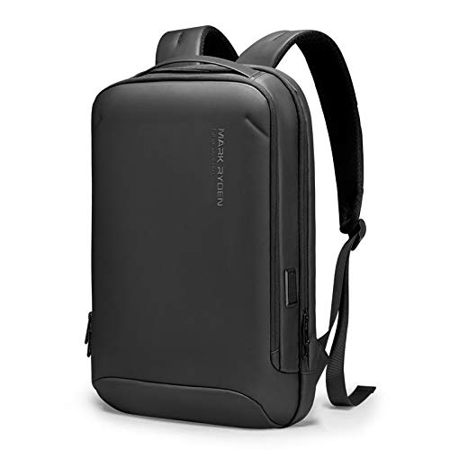 DSFDSG Laptop Backpack, Work Bag Lightweight Laptop Bag Anti Theft Business Backpack, Water Resistant School Rucksack Gifts for Men and Women