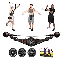 OYO Personal Gym – Full Body Portable Gym Equipment Set for Exer...