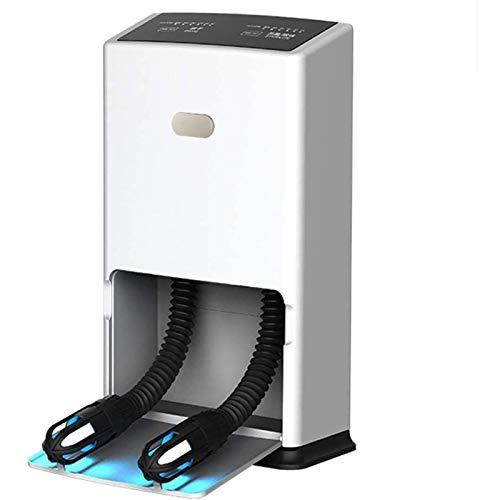 Macro Makro-Schuhstiefeltrockner, elektrischer Deodorant-Schuhtrockner mit UV-Timer und Ozonsterilisation Deodorant-Trocknung verhindert Geruchsbakterien