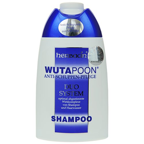 Wutapoon Anti-Schuppen Shampoo mit Provitamin B5 200 ml