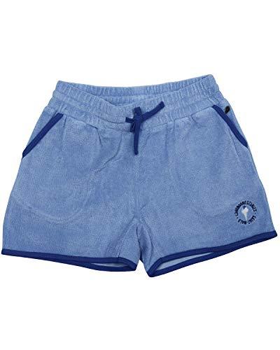 LongBoard Shorts für Mädchen, Frottee, French Surf, Himmelblau Gr. 176, blau