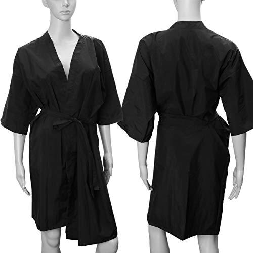 EXCEART Bad Robe Badkamerjurk, salon, jas, vrouwen, spa, kleding voor beauty- en thuis