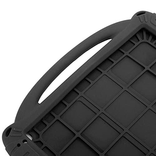 SALUTUY , Tamaño pequeño, absorción de Impactos, Tableta de 9,7 Pulgadas, Gel de sílice, protección contra caídas con un Soporte para IosAir2 para iOS Pro2018(Grey)