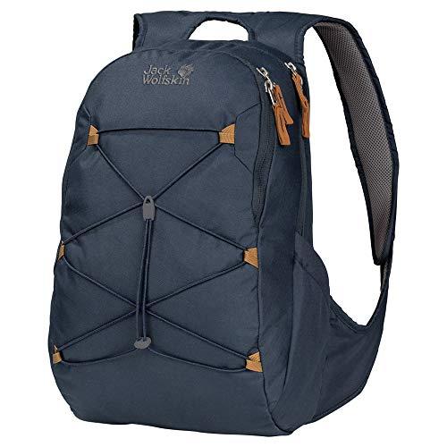 Jack Wolfskin Damen SAVONA bequemer Daypack, night blue, ONE SIZE