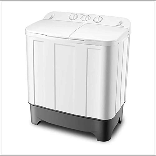 XER Mini portátil de Lavado Doble Tina máquina eléctrica Mini Compacto de...