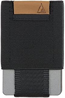 NOMATIC Men's Slim Minimalist Wallet- Everyday Carry Card Holder- Keys, Cash, Coin