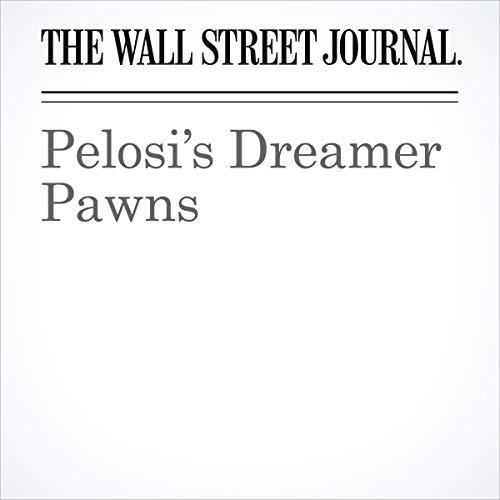 『Pelosi's Dreamer Pawns』のカバーアート
