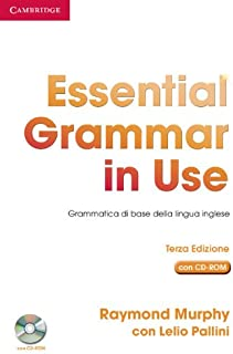 Essential Grammar in Use Book without Answers with CD-ROM Italian Edition: Grammatica di Base della Lingua Inglese