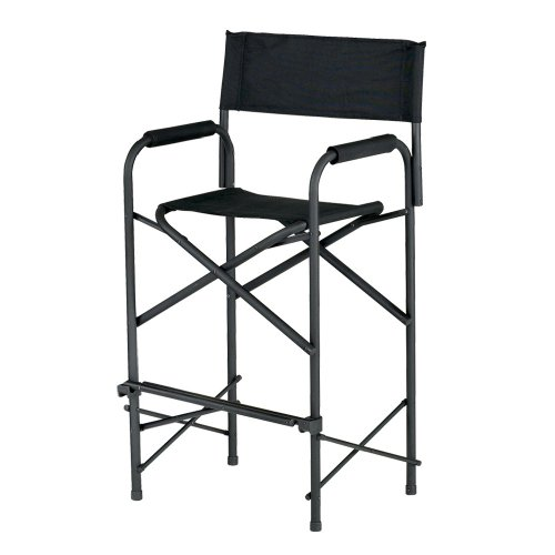 KingCamp Tall Director Chair Bar Height, Supports 300 lbs Now $79.99 (Was $99.99)