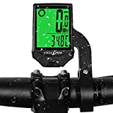 Best Bike Speedometers - CYCLESPEED Wireless Bike Computer Waterproof Bicycle Speedometer Odometer Review