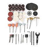 Accesorio de pulido portátil, molinillo de especias acero y cobre y aleación para amoladora