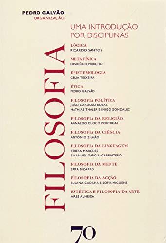 Filosofia: uma Introdução por Disciplinas
