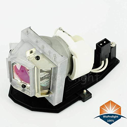 Woprolight ET-LAL340/ET-LAL341 Ersatz-Projektorlampe mit Gehäuse für Panasonic PT-LX351 PT-TW331R PT-TX301R PT-TW330 PT-TW240 PT-TX300