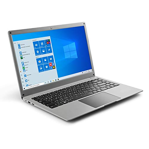 CSL R'Evolve C14 inkl. Win10 Home - Lautloses UltraSlim-Notebook mit 14,1